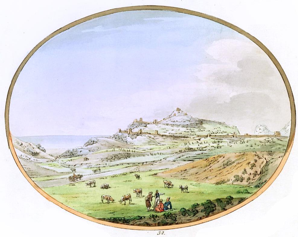 Крепость Судак / Die Festung Sudagh