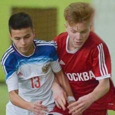 Юношеская сборная России (игроки 2001 года рождения)