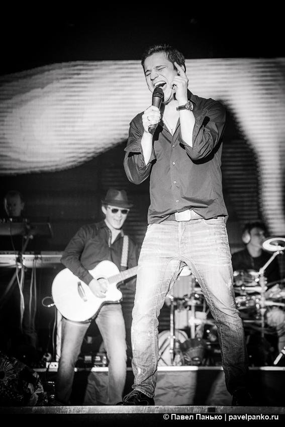 Сольный концерт Максима Олейникова в Волгограде, 14 февраля 2016