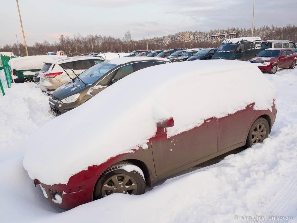 Месяц на Ford Mondeo