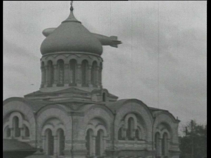 288558 Дорогомилово. Купол кафедрального Богоявленского собора. 1930.jpg