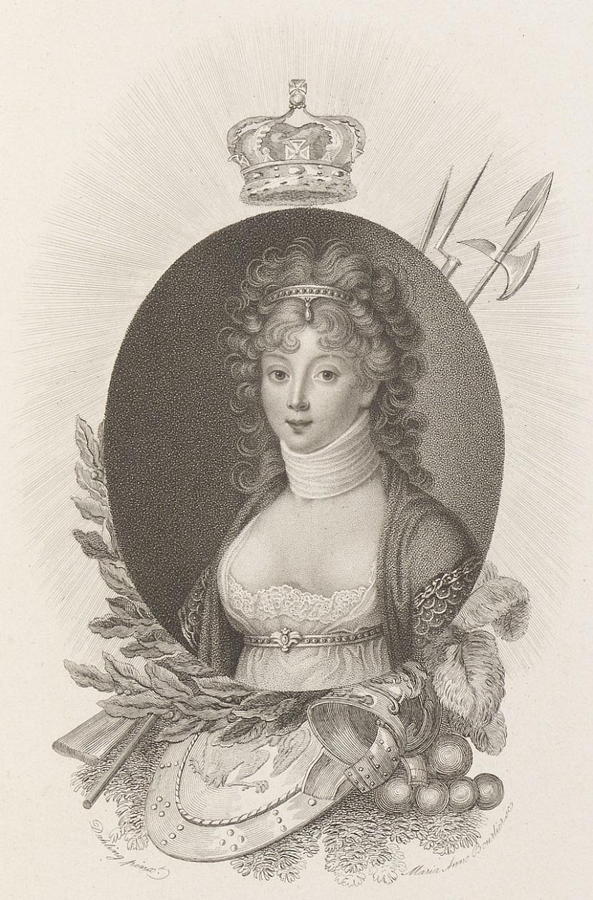Royal CollectionЛуизы Мекленбург-Стрелицкой, королева Пруссии