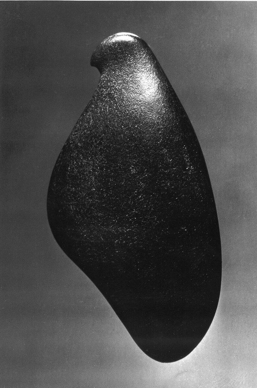 1960. Черная птица II