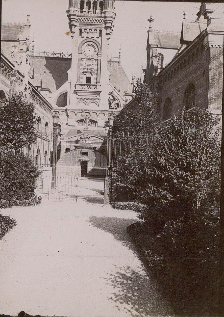 Фекан. Церковь св. Троицы