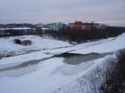 Смоленск...  Днепр....   Берег  левый, берег правый...