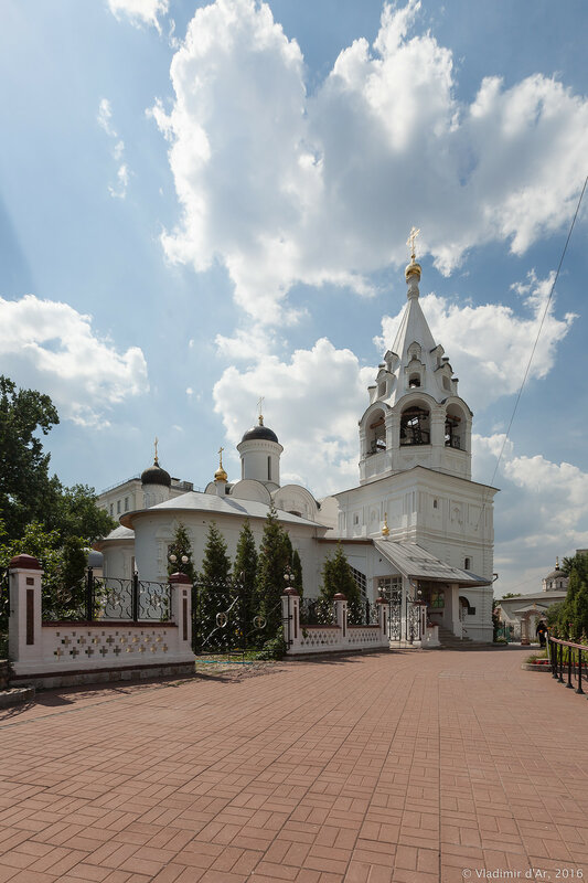 Храм Никиты Мученика на Швивой горке