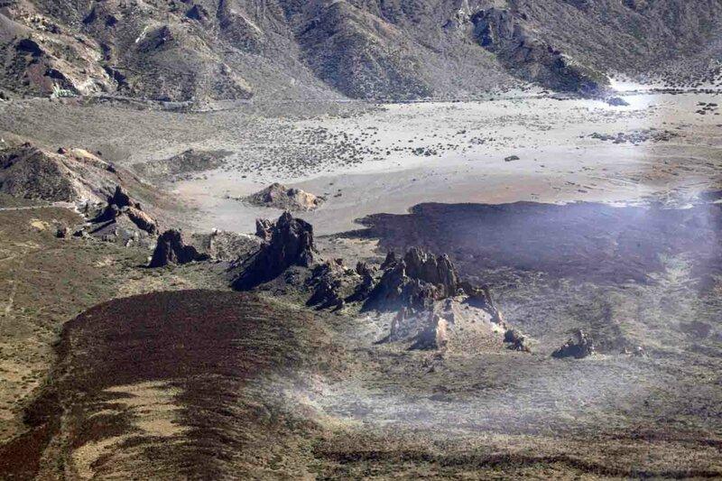 Константин Шульга, Тенерифе, лава 2