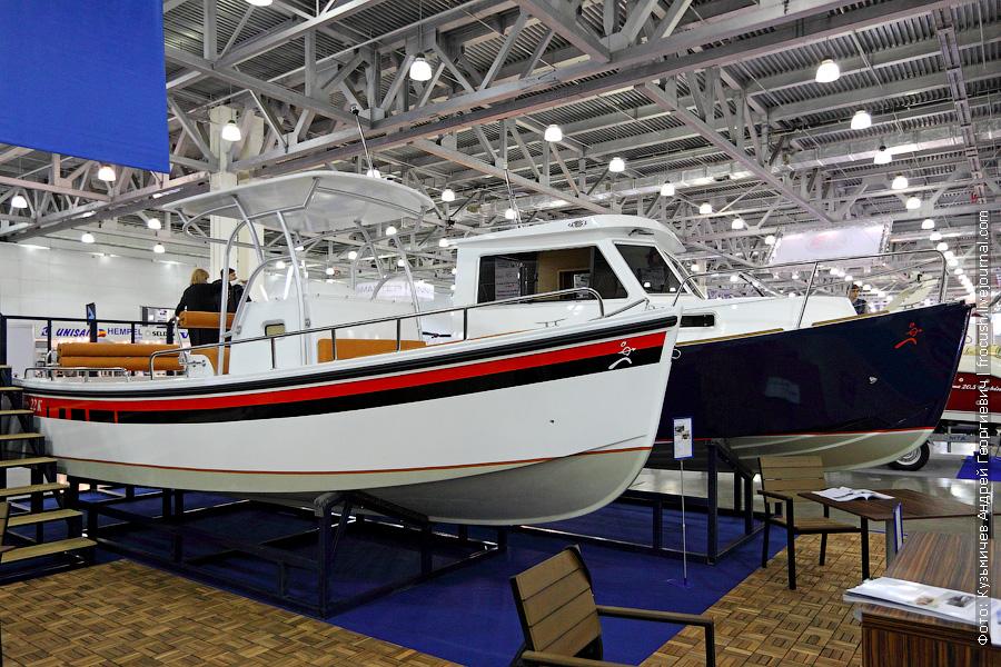 Моторные лодки «Донской лодочной компании»