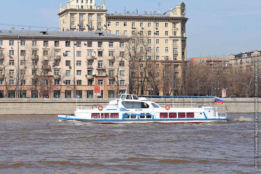 теплоход «Москвич-230»