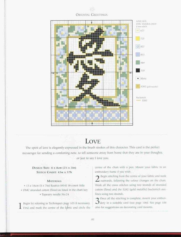 Надпись любовь на Японском