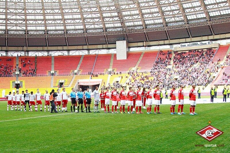 «Спартак» vs «Амкар» 2:0 Премьер-лига 2012-2013 (Фото)