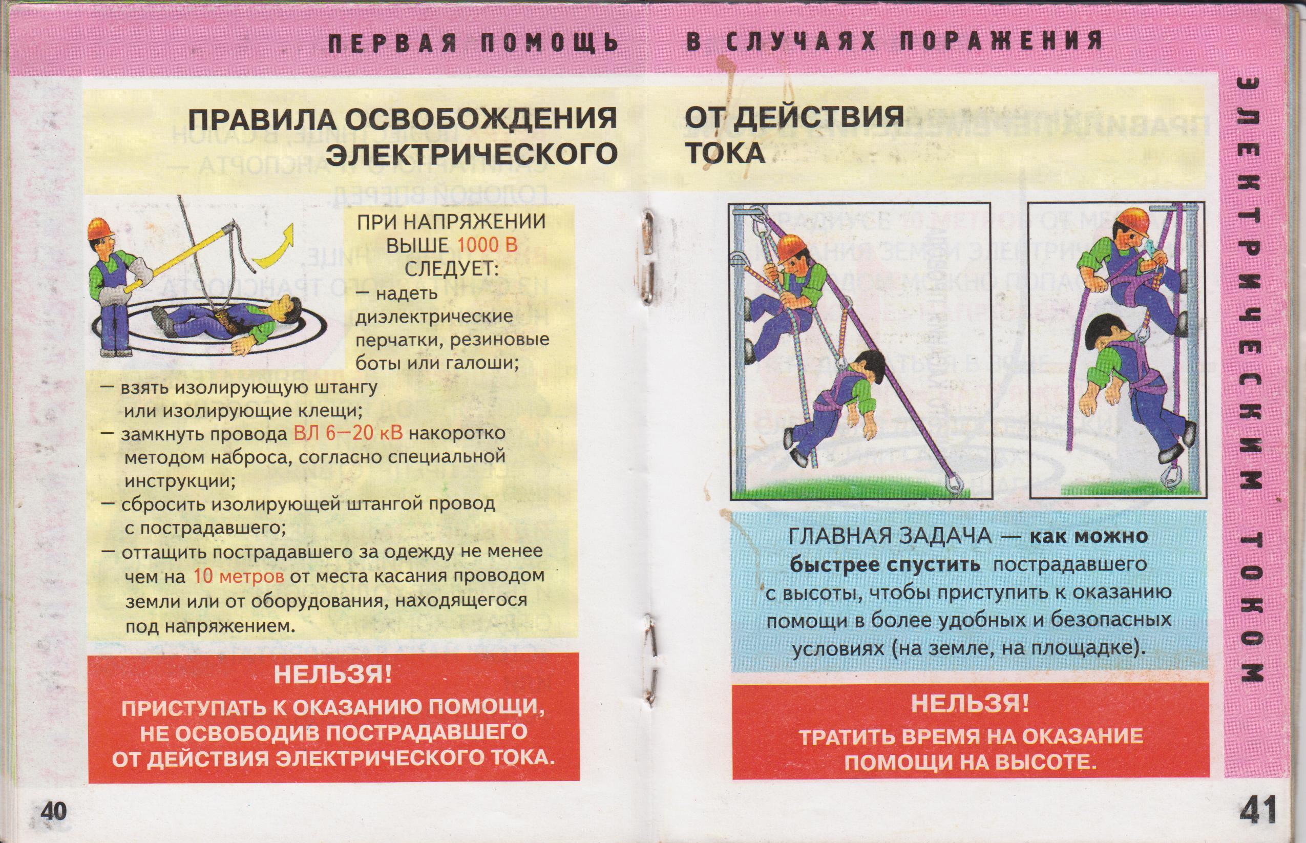 межотраслевой инструкцией по оказанию первой помощи при несчастных случаях на производст
