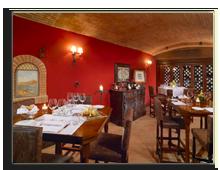 Италия. Флоренция. The St. Regis Florence. Wine cellar