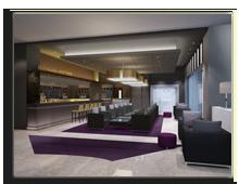 ОАЭ. Дубаи. Le Meridien Mina Seyahi Beach Resort & Marina. Latitude - rendering