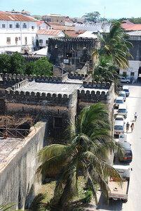 Старинная оманская крепость