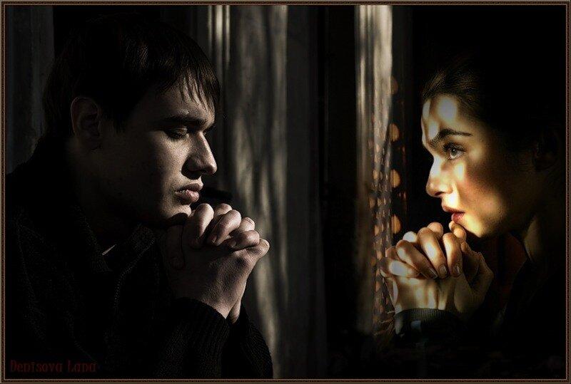 Всего один звонок дыхание в трубку и до боли знакомый голос и все начинается с начала