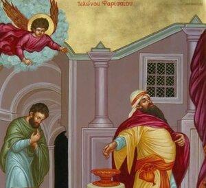 Duminica smereniei. Pilda vameșului și fariseului