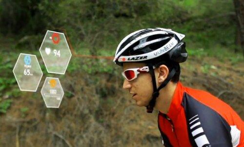 Велосипедный шлем отвечает за сердце