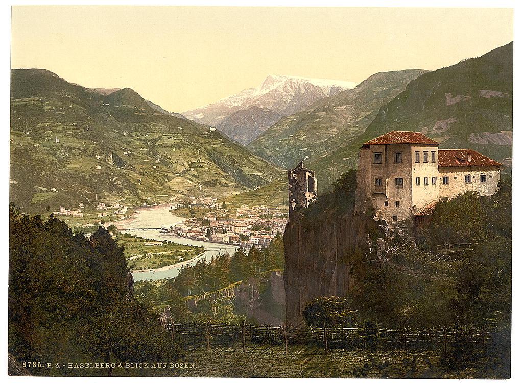 Австрия. Тироль 1890 - 1900 гг 0_80aec_14c19edb_orig