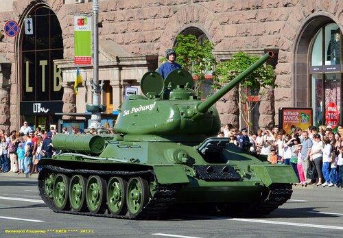 Парад победы вг киеве 2013 г