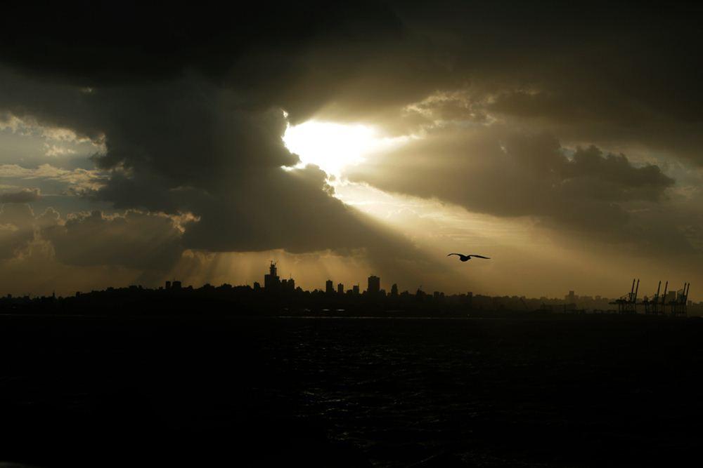 Небеса. Красивые большие фотографии неба 0 be39d 576eada6 orig