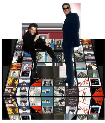 Modern Talking - Discography (1984-2011)