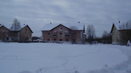 Фото города Инта №2771  Коммунистическая 9, 8 и 7 31.01.2013_13:19