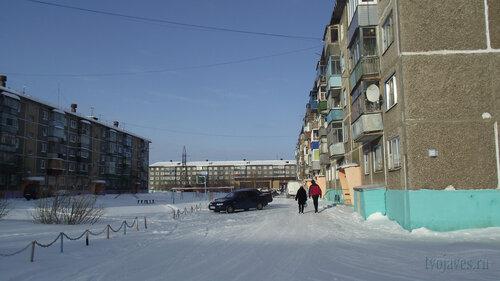 Фото города Инта №3634  Мира 32, Северная 1, Мира 30а и 30 19.02.2013_12:08