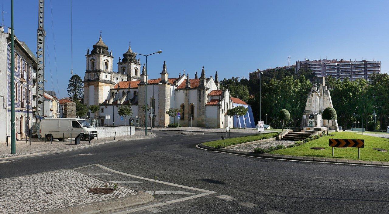 Leiria. Square of Infanterie (Largo da Infantaria)