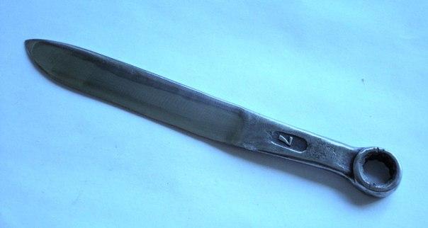 Ножики из троса…