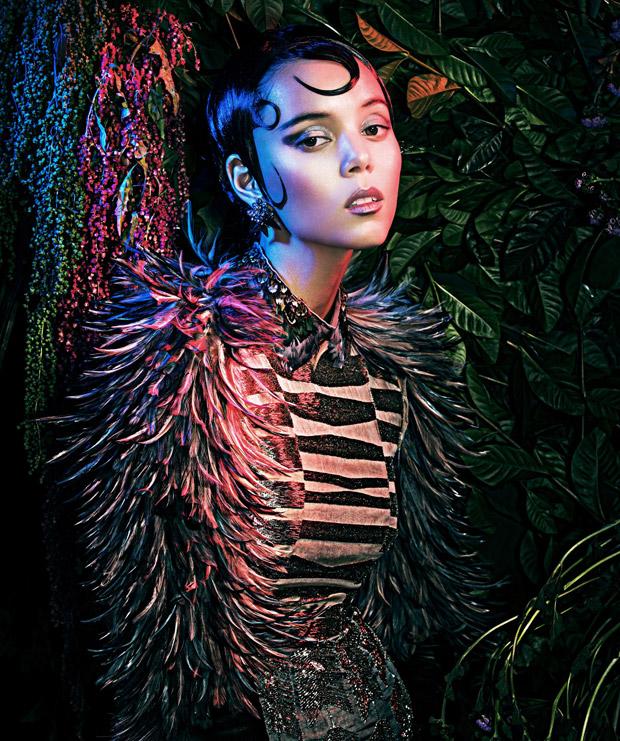 Жаклин Янг (Jaclyn Yang) в журнале SCMP Post