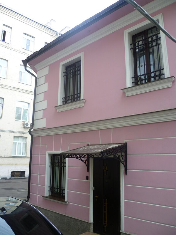 Армянский переулок.