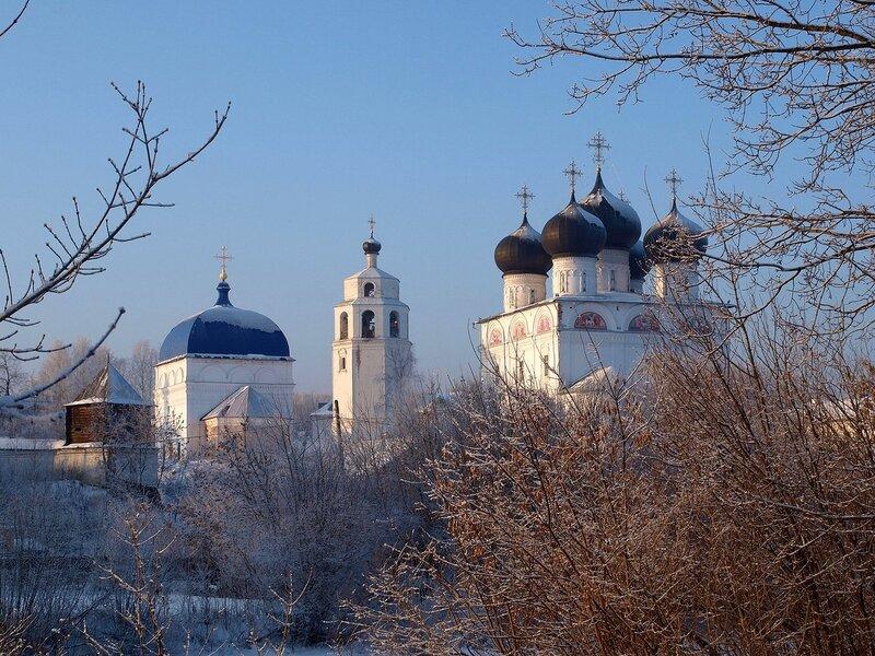 трифонов монастырь