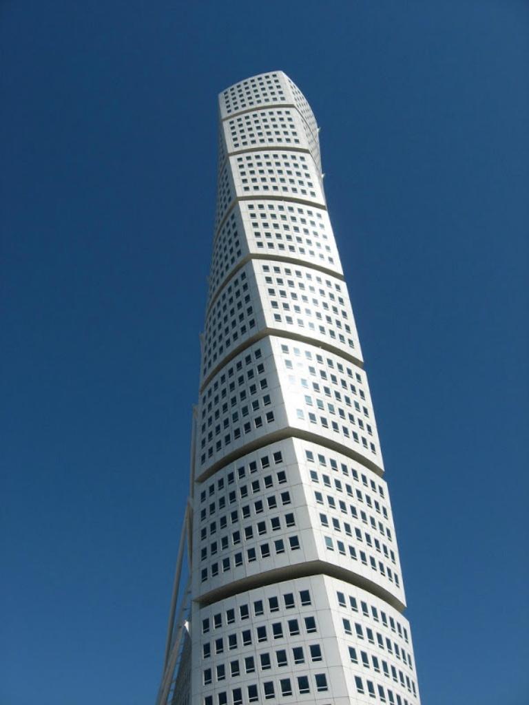 Башня Turning Torso