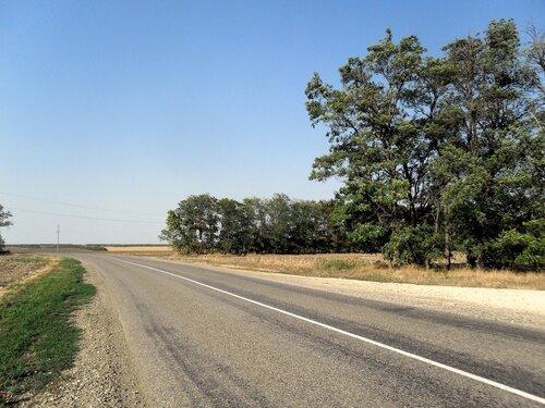 В пути, август 2012