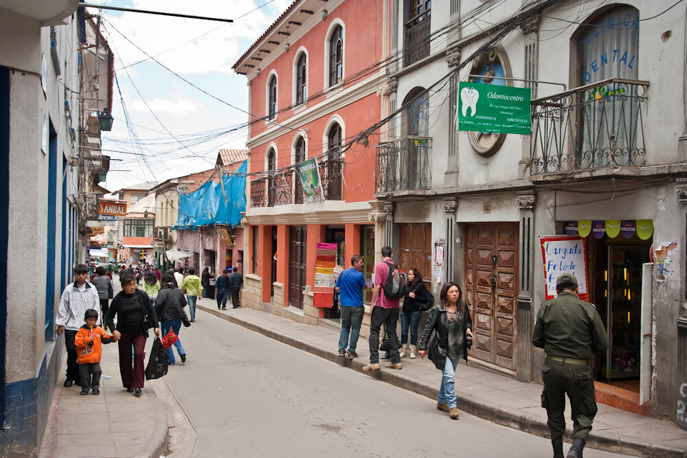 Потоси, Боливия