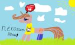 Nekosune  пони