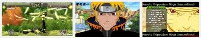 ������ ��������� ������� ���� ��� ����������(Naruto Game) �������