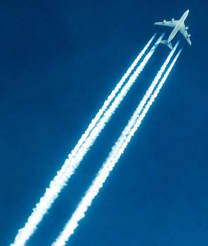 KLM  KL896 Boeing 747-406 (M) Reg: PH-BFI  Altitude: 34000 ft (10363 m)16.04.2013