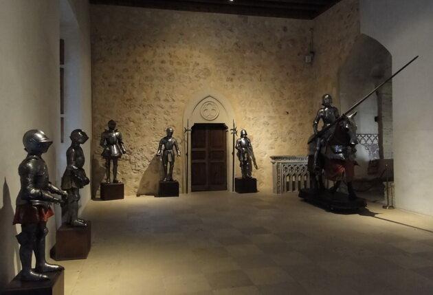 Замок Алькасар в Сеговии