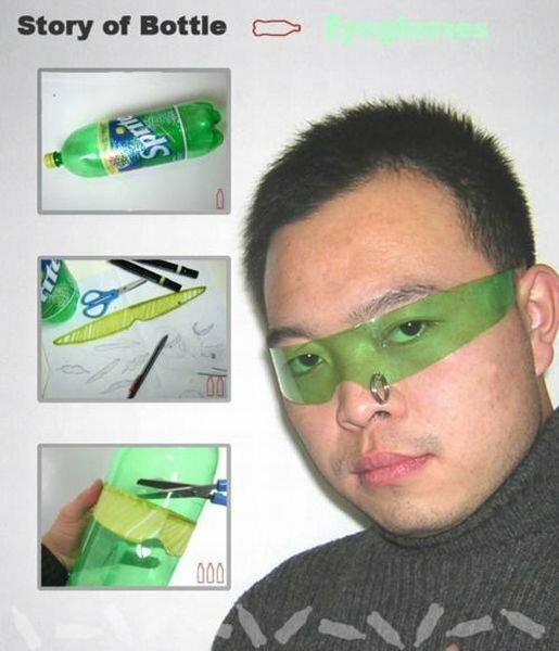 Как сделать тёмные очки 529
