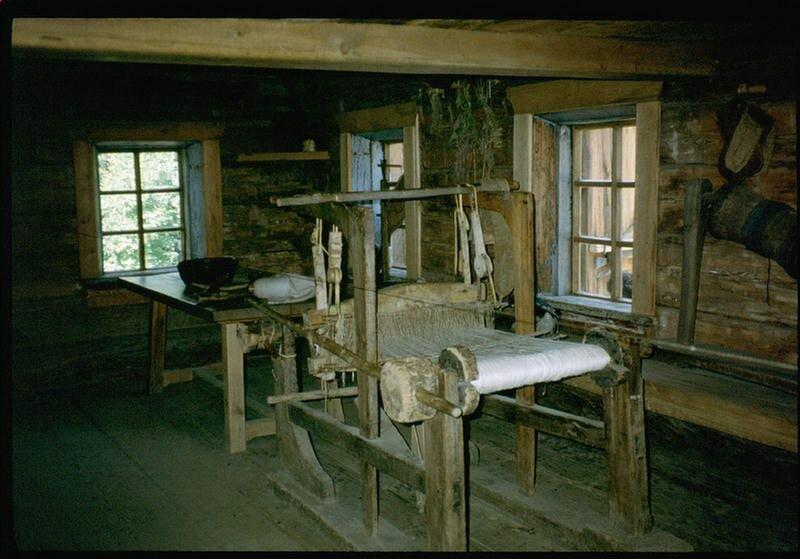149. Музей деревянного зодчества под Иркутском