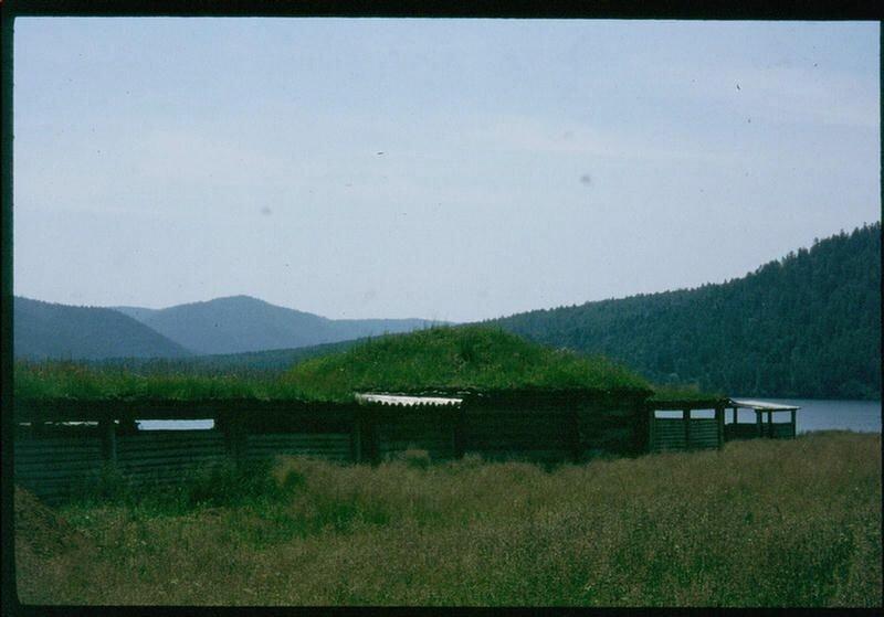 152. Музей деревянного зодчества под Иркутском