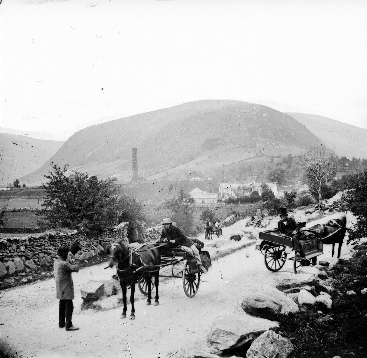 Глендалох. 1876.