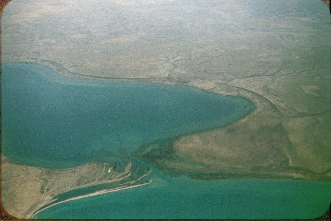 25. Берега Аральского моря
