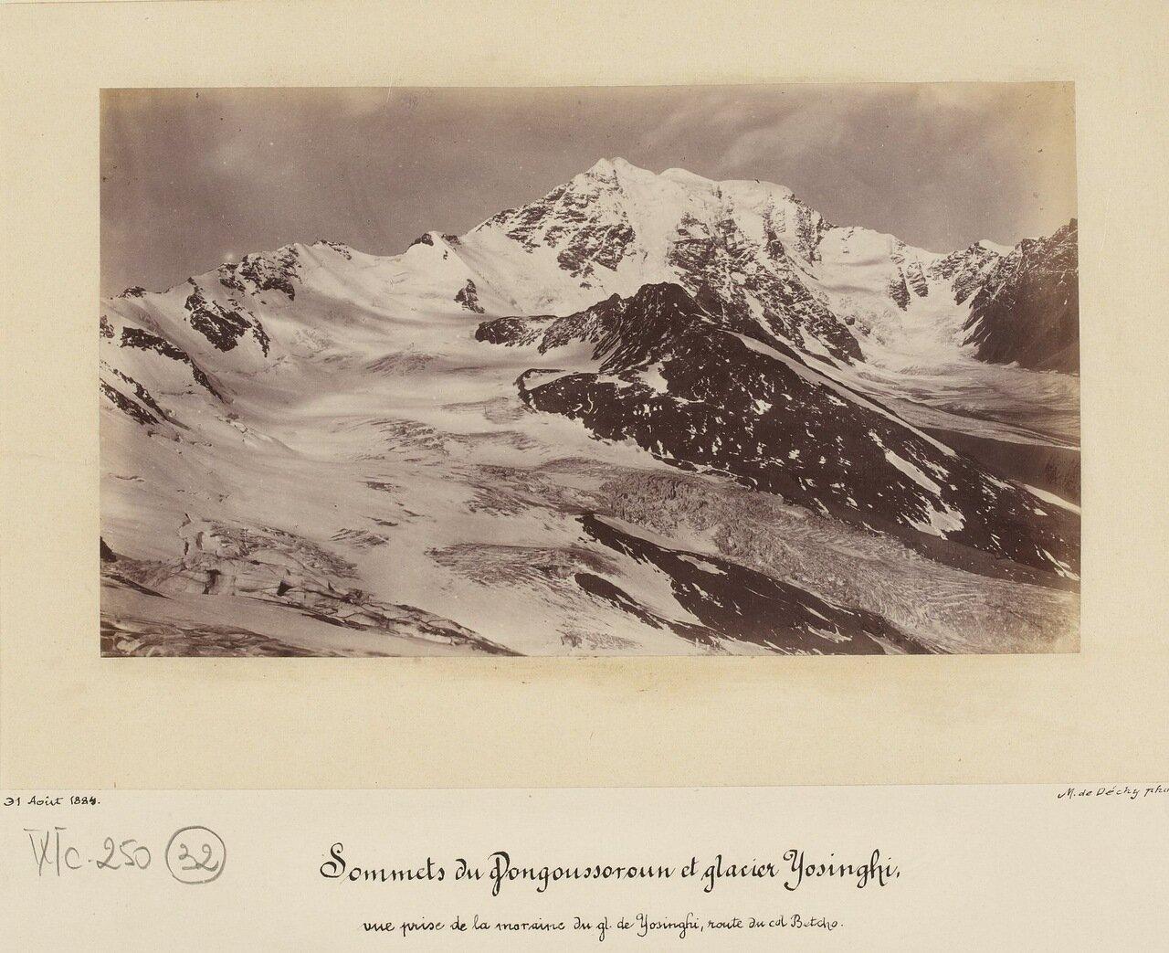 Ледник Yosinghi