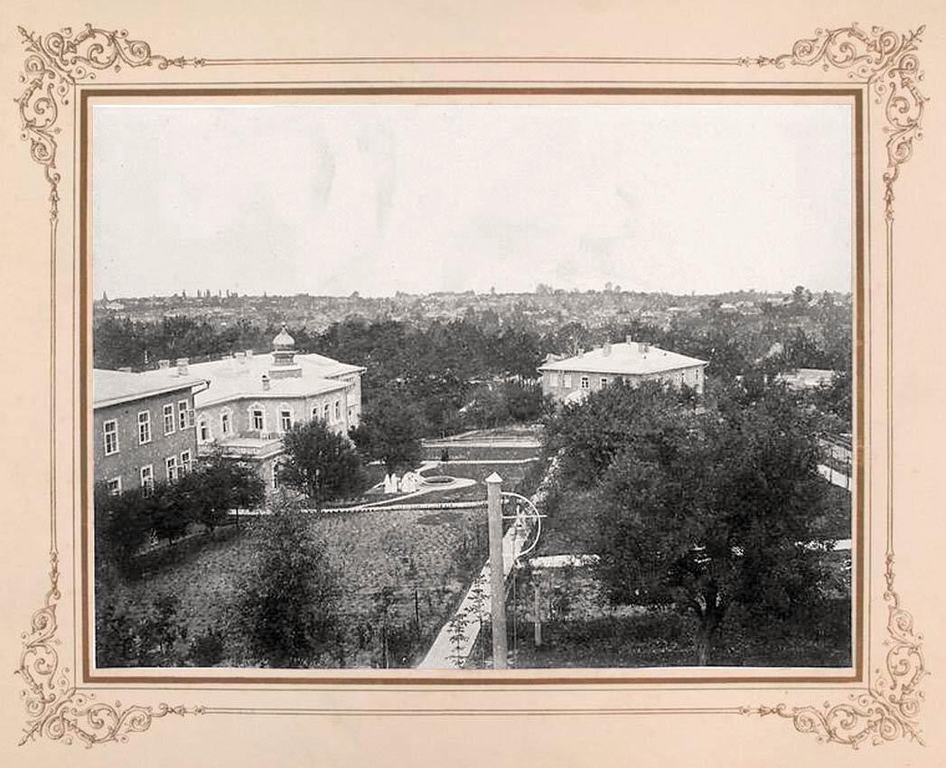 16. Общий вид всего комплекса монастыря