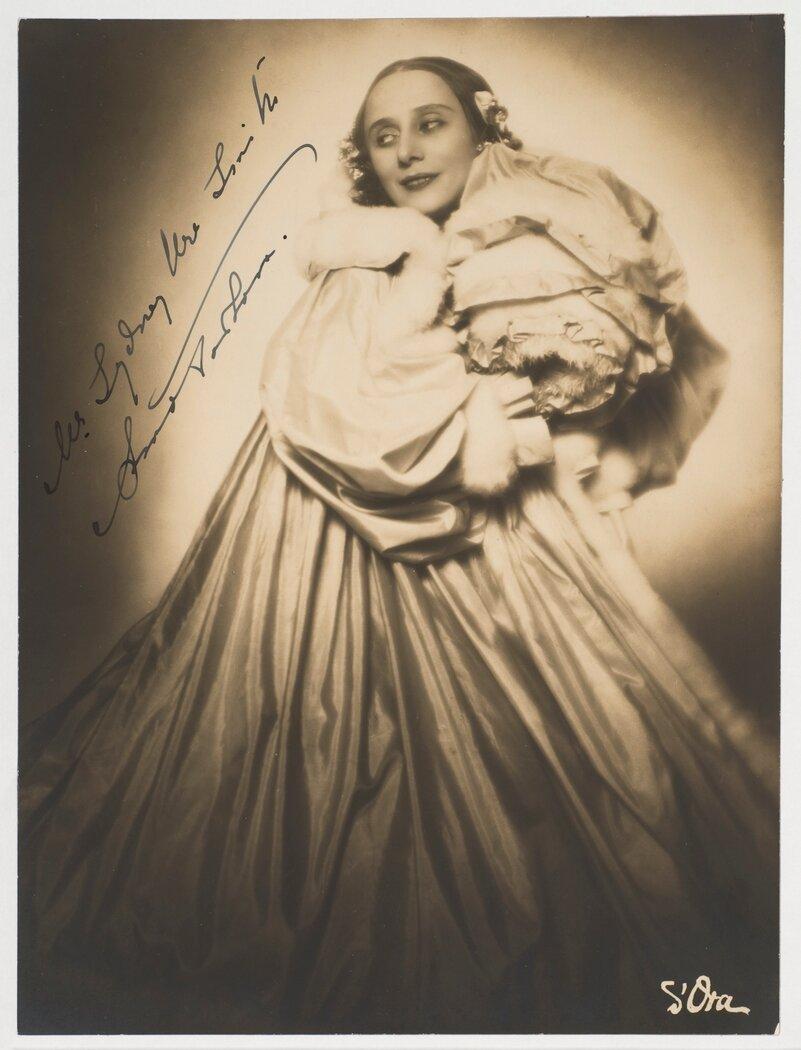 Анна Павлова, до 1929 года
