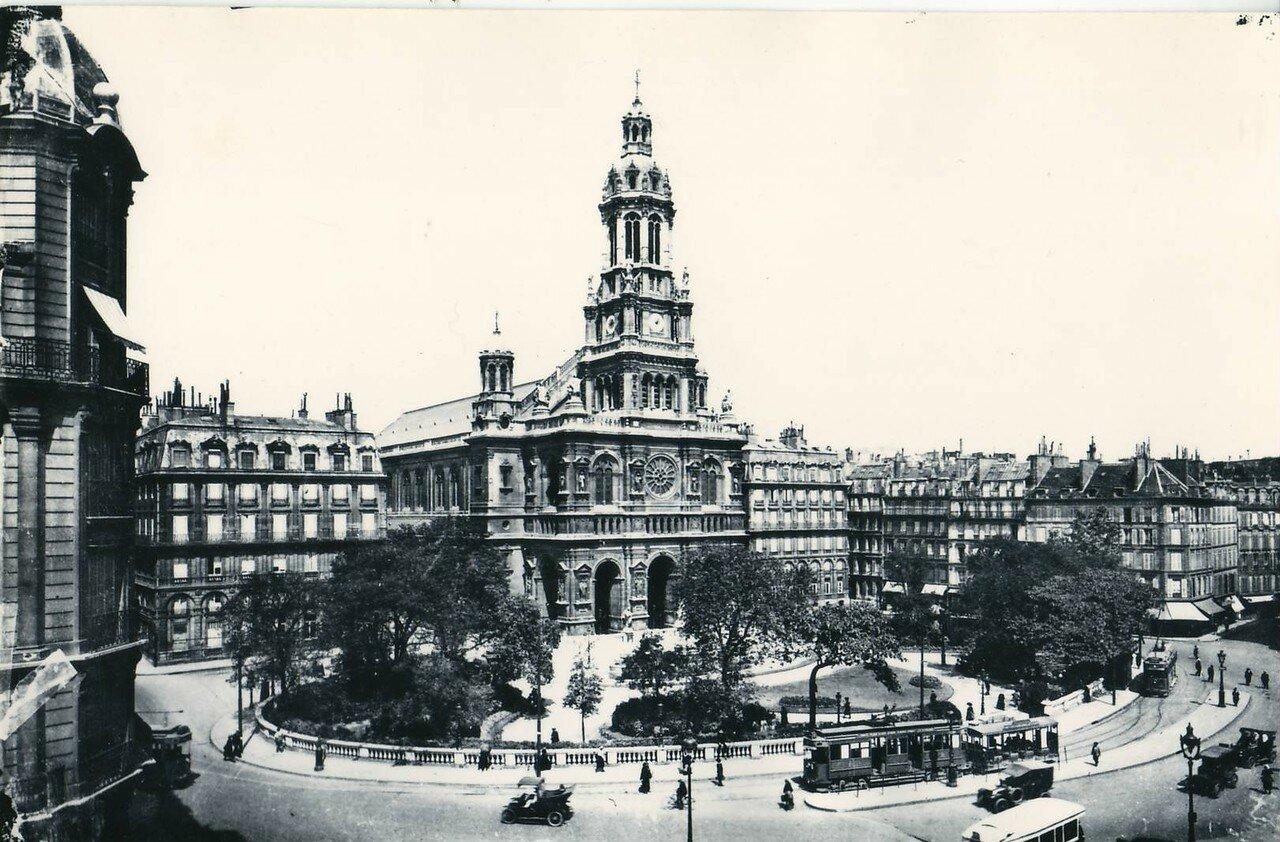 1910-е. Площадь Святой Троицы
