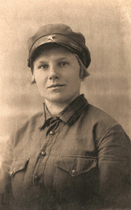 Member of the Komsomol, 1930's